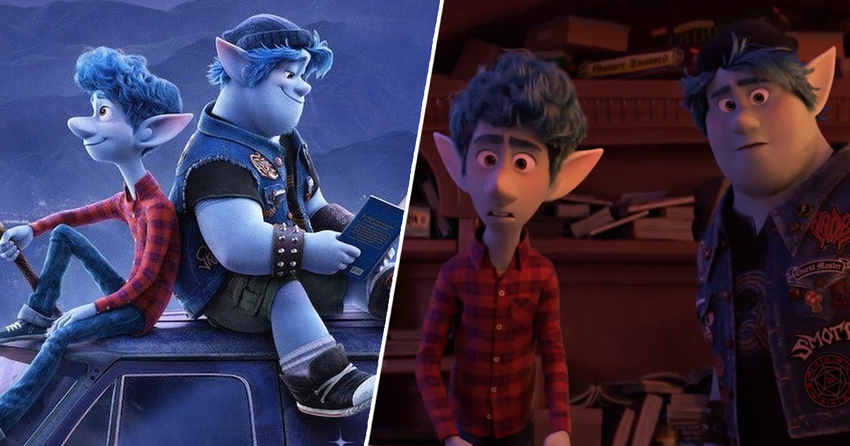 Disney Release Pixar's Onward Early On Streaming Services