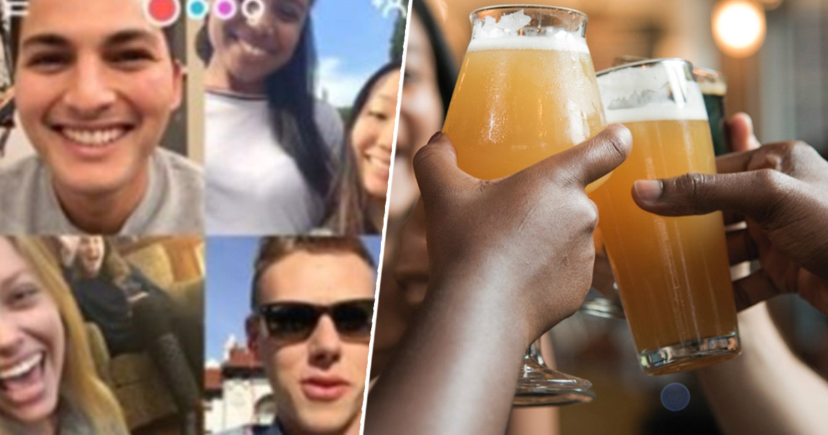 Virtual Houseparty App Lets You Still Have Fun With Your Mates
