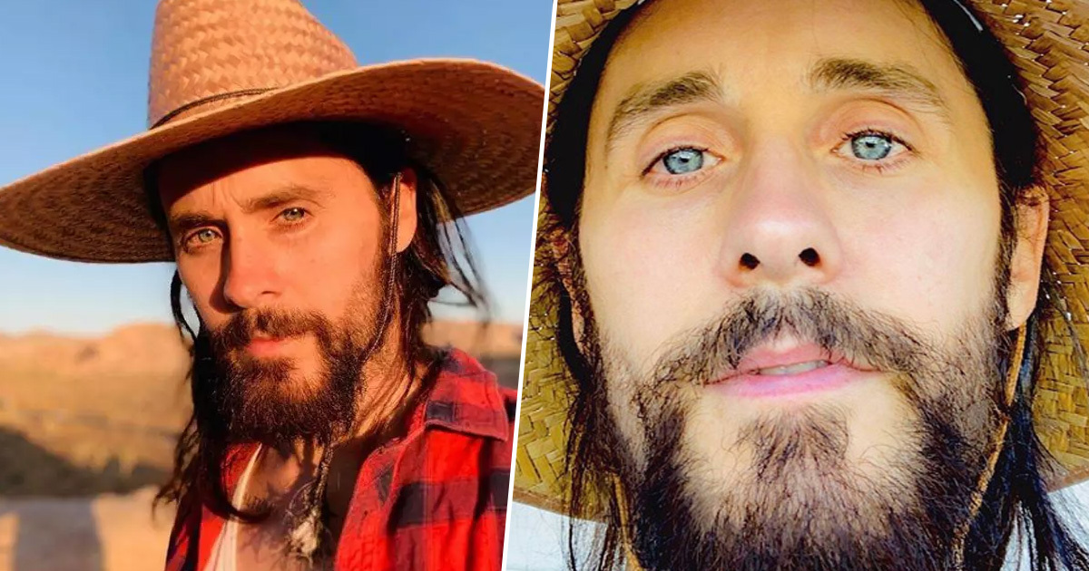 Jared Leto Emerged From Silent Meditation In Desert To Learn About Coronavirus