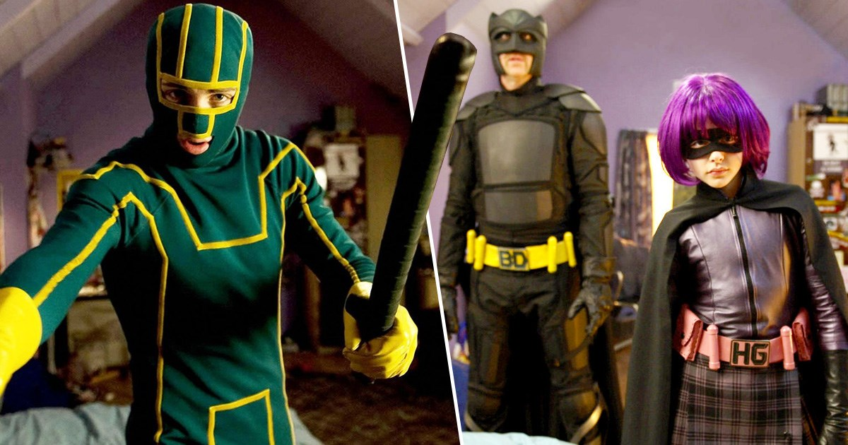 Kick-Ass Turns 10 Today And It's Still The Best Superhero Movie Of All Time