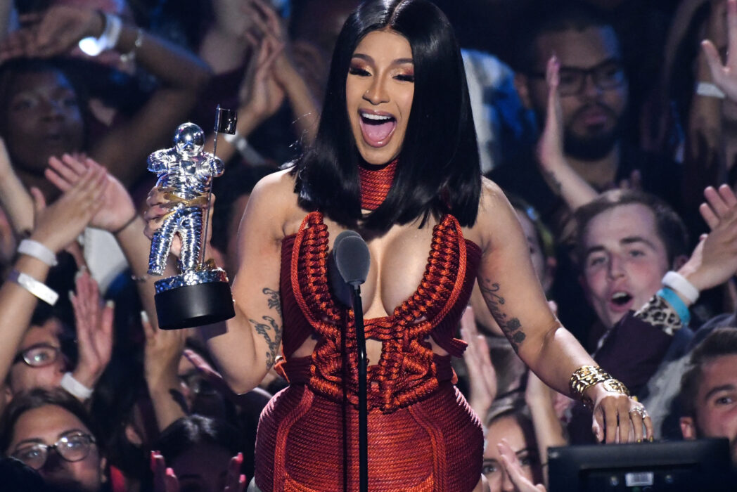 Cardi B's Viral 'Coronavirus' Video Is Now A Song Raising Money For Shelters And Food Banks