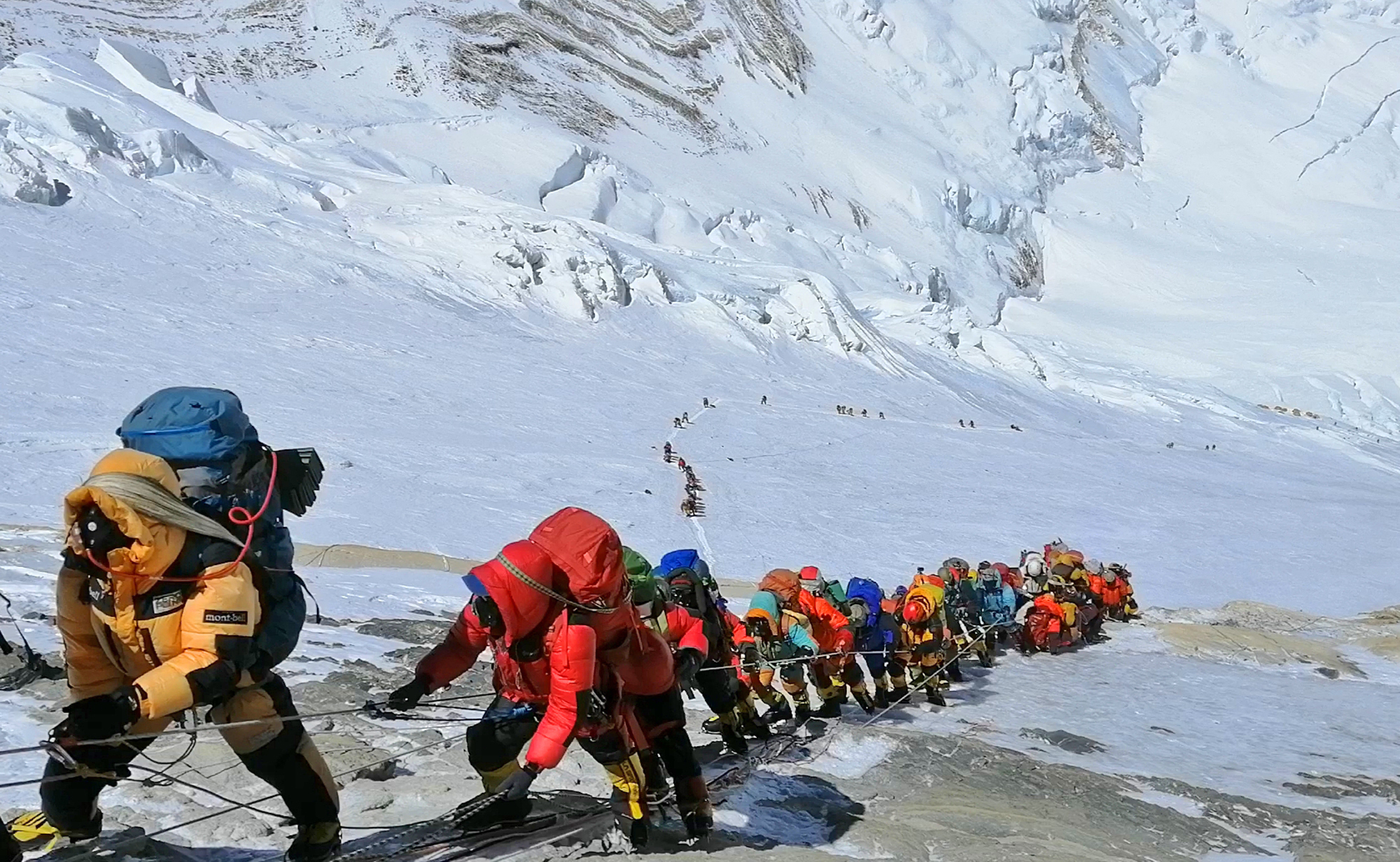 Mount Everest Closed To Climbers Amid Coronavirus Outbreak