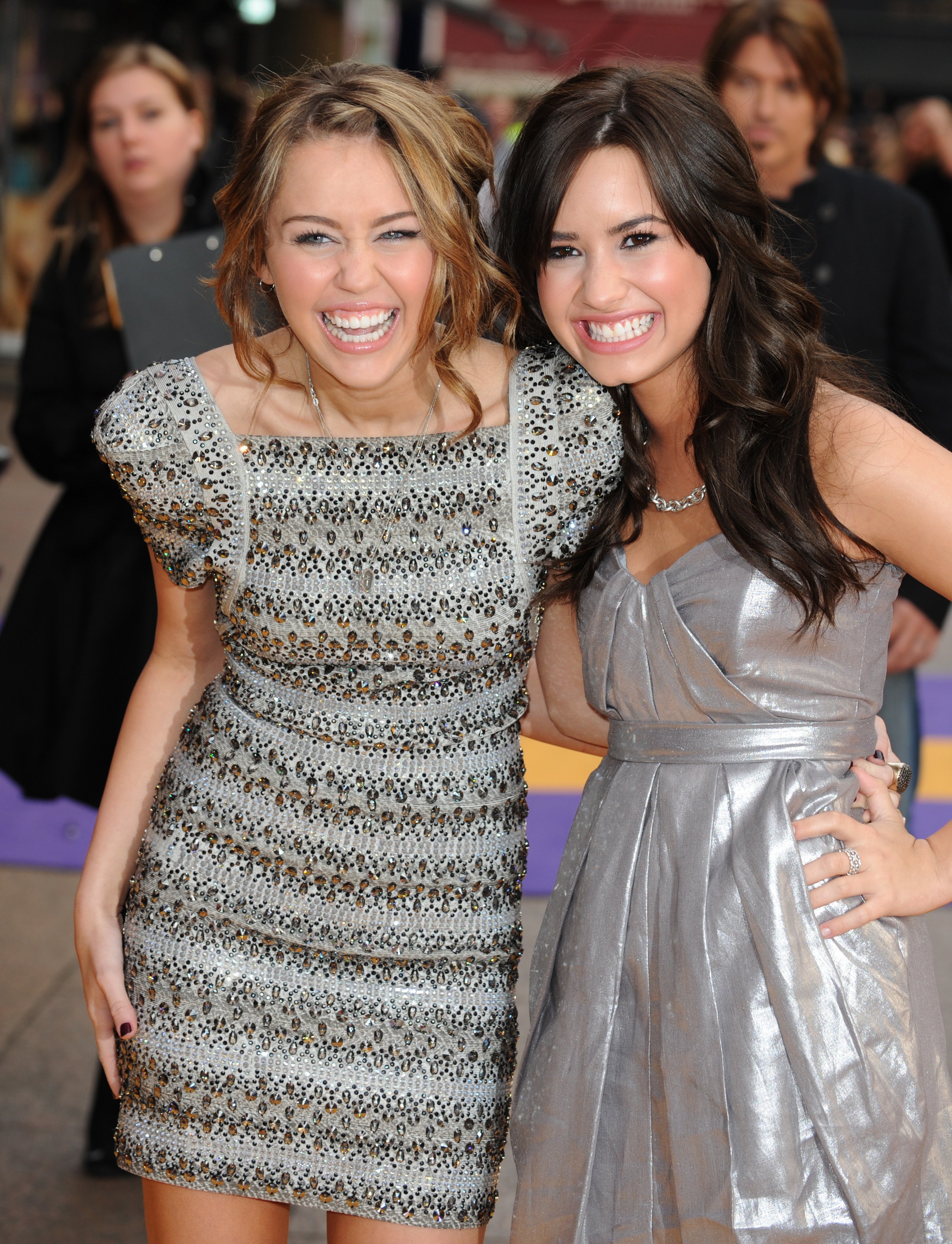 Miley Cyrus Says Her And Demi Lovato Were 'Gay As F*ck' Back In The Day
