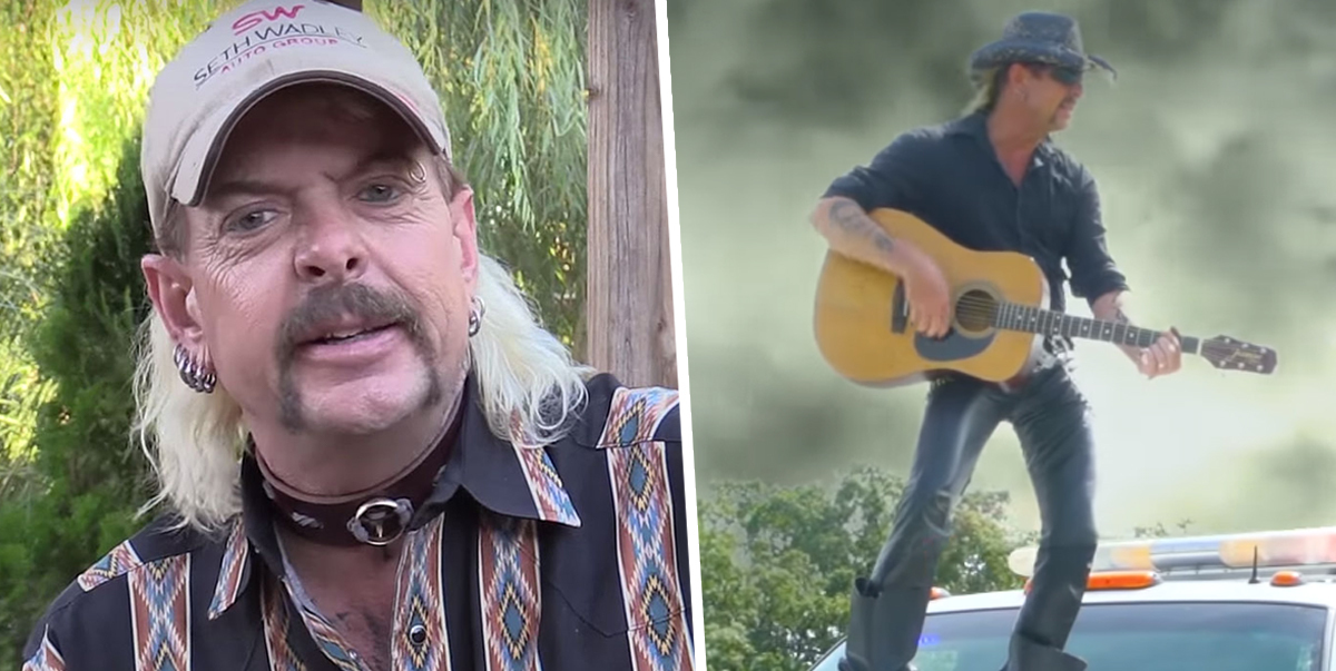 Band Behind Tiger King Joe Exotic's Music Hope To Get Signed After Netflix Docuseries