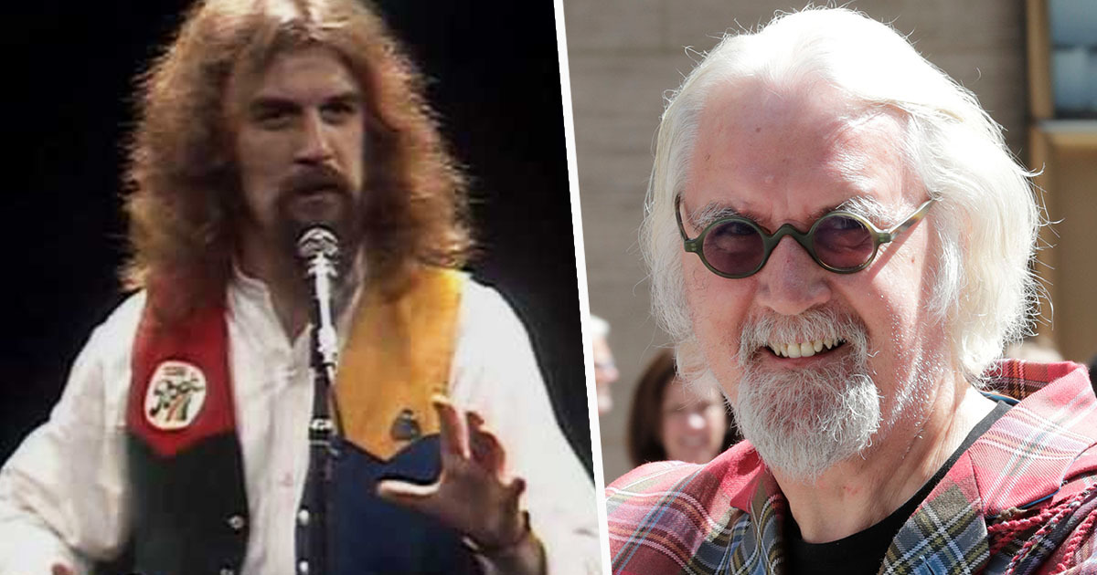 Billy Connolly Officially Quits Comedy Due To Parkinsons