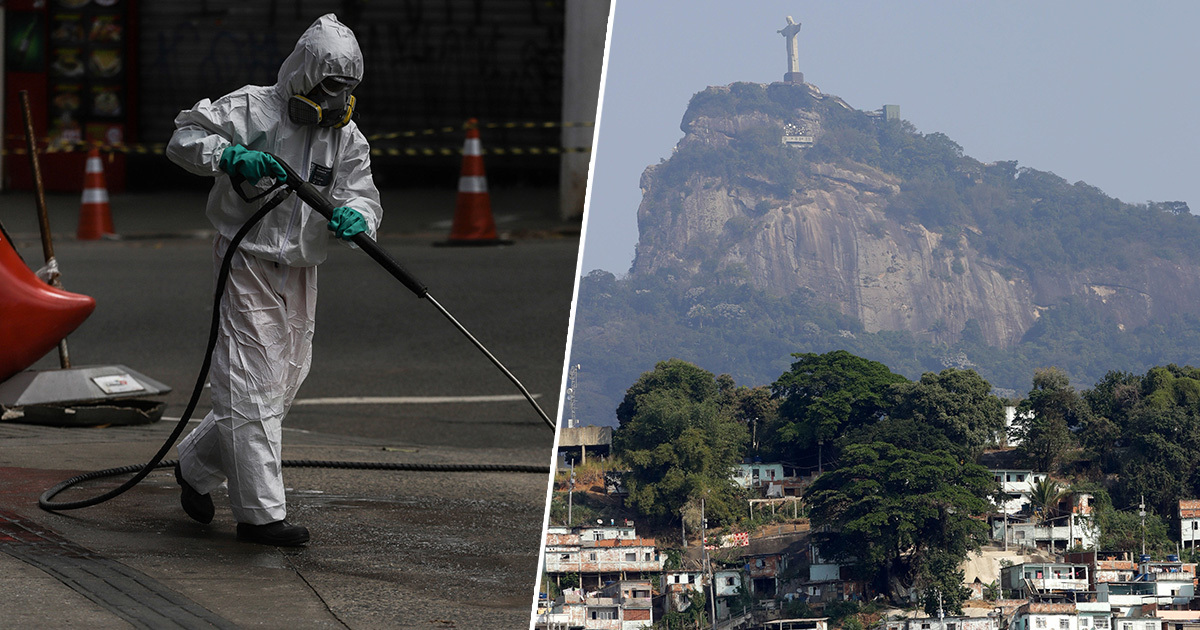 Brazilian Gangs Are Enforcing Their Own Coronavirus Quarantine