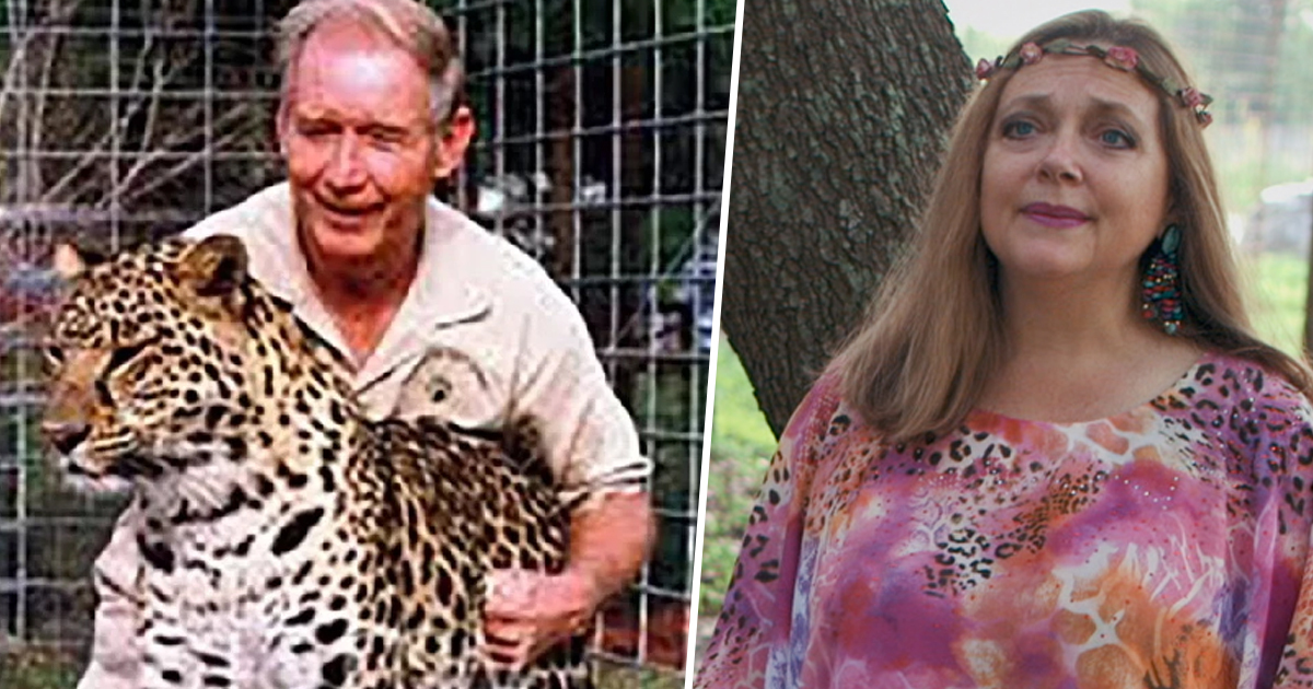 Tiger King Docuseries Could Help Solve Disappearance Of Carole Baskin's Former Husband