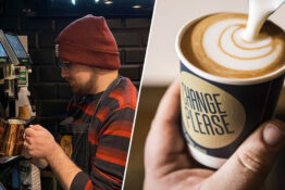 Man Who Lived On Streets Given 'Faith In Future' After Being Hired To Make Coffee