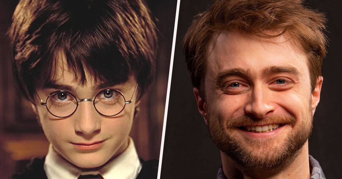 Daniel Radcliffe Says He 'Can See Why' Child Stars Turn To Drink And Drugs