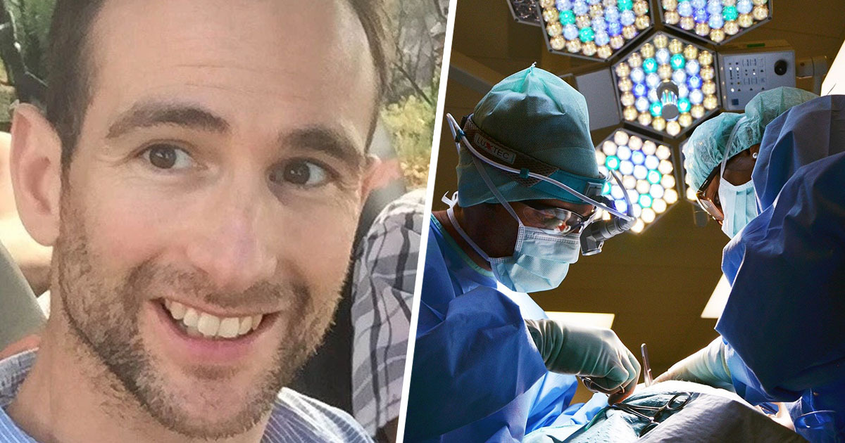 Surrey Doctor Forced To Choose Between Son Battling Cancer Or Working On NHS Frontline