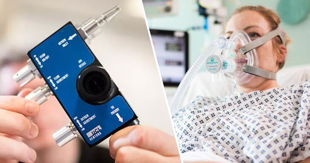 Formula One Engineers Help Design Coronavirus Formula One Engineers Help Design Coronavirus Breathing Aid In Just Four DaysAid In Just Four Days