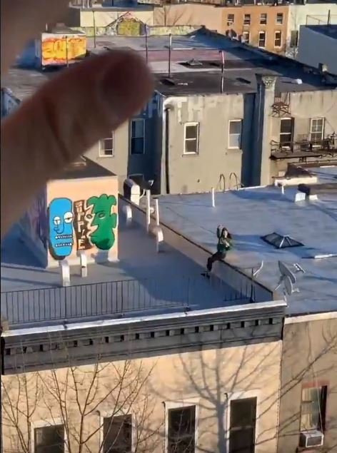 guy uses drone to ask girl out