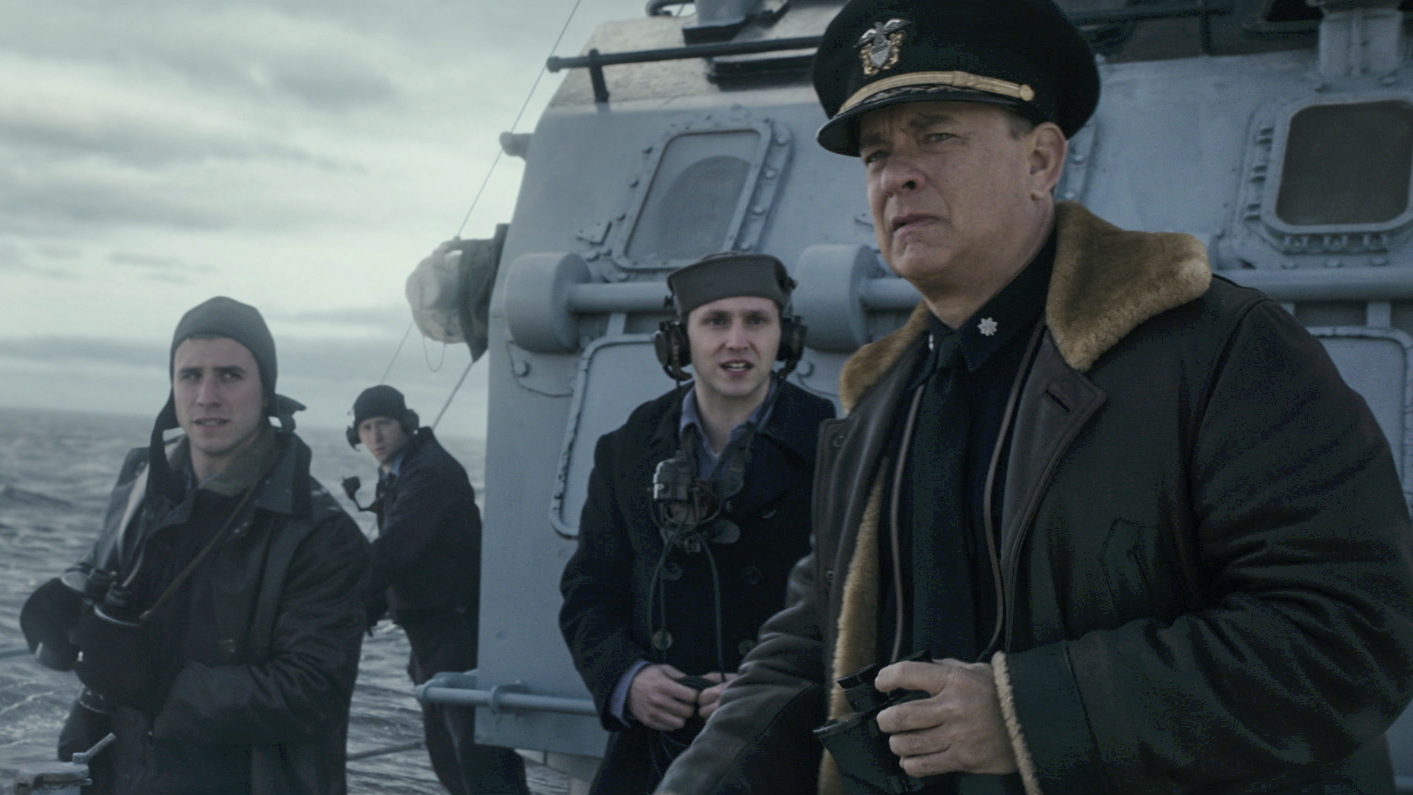 Tom Hanks' First War Movie Since Saving Private Ryan Looks Well Worth The Wait