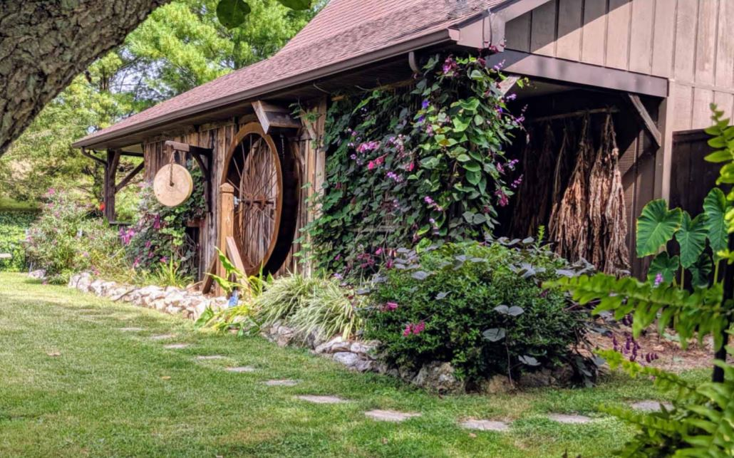 You Can Now Air BnB In An Actual Hobbit Hole