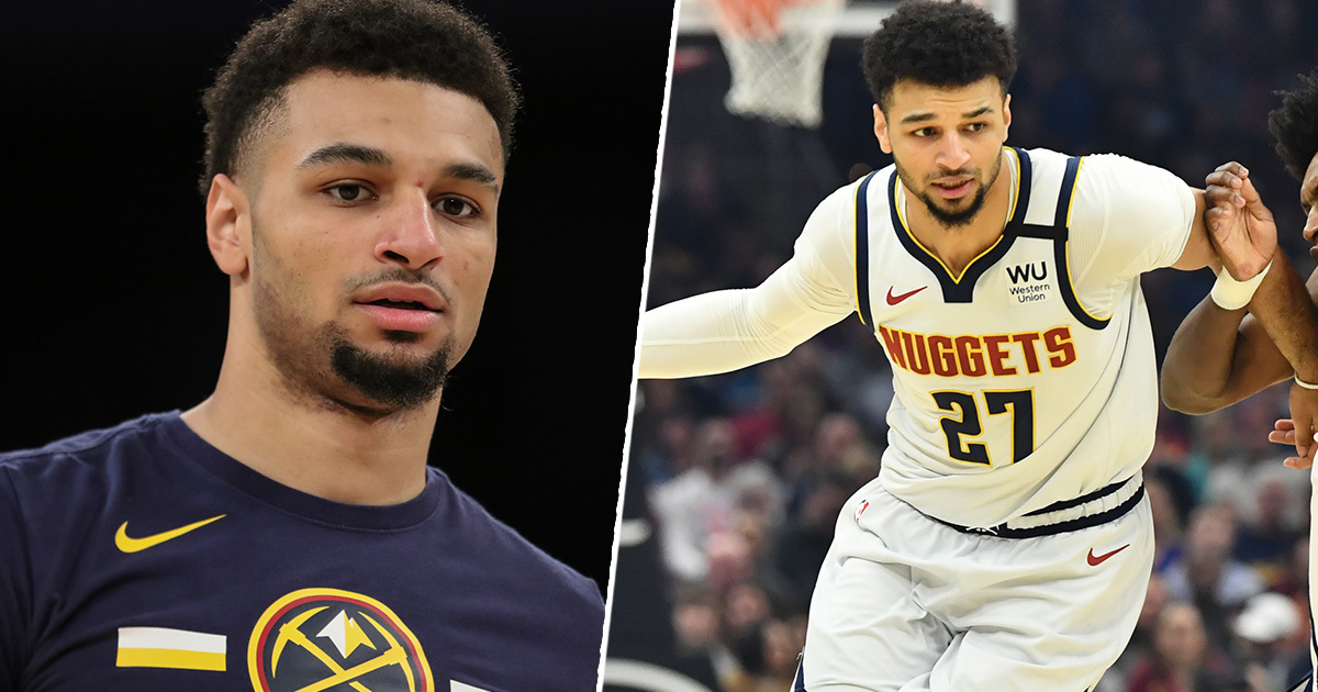 NBA star Jamal Murray has apologised after a NSFW video was posted to his personal Instagram account.