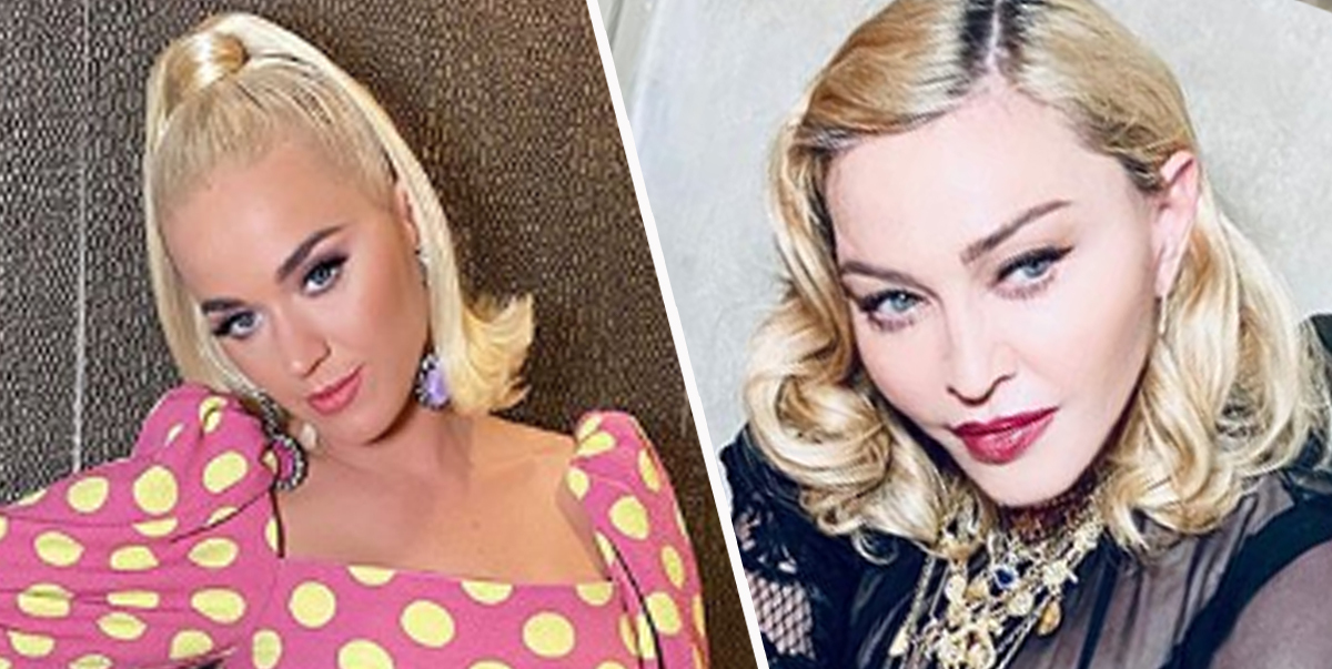 Katy Perry And Madonna Both Believe Italian Neighbours Are Singing Their Songs