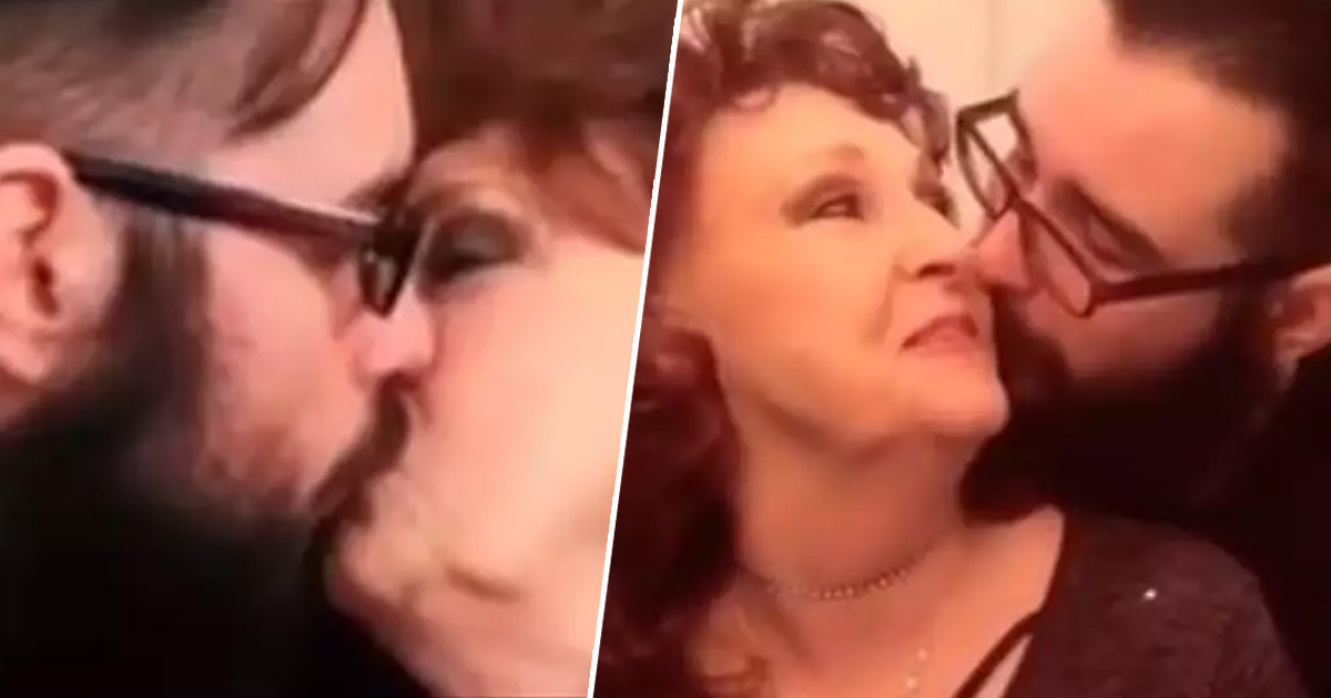 Couple With 53-Year Age Gap Make TikTok Channel Where They Snog And Sing