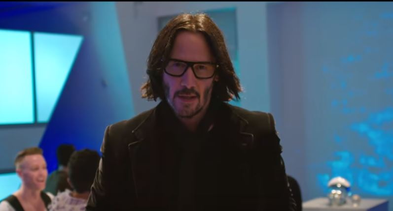 Keanu Reeves Has A Movie For Whatever Mood Your'e In While Isolating