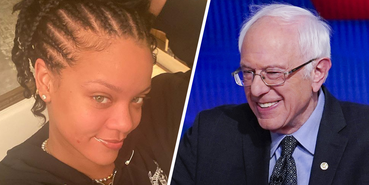 Rihanna And Bernie Sanders Join 'Social Distancing Dance Party' On Instagram