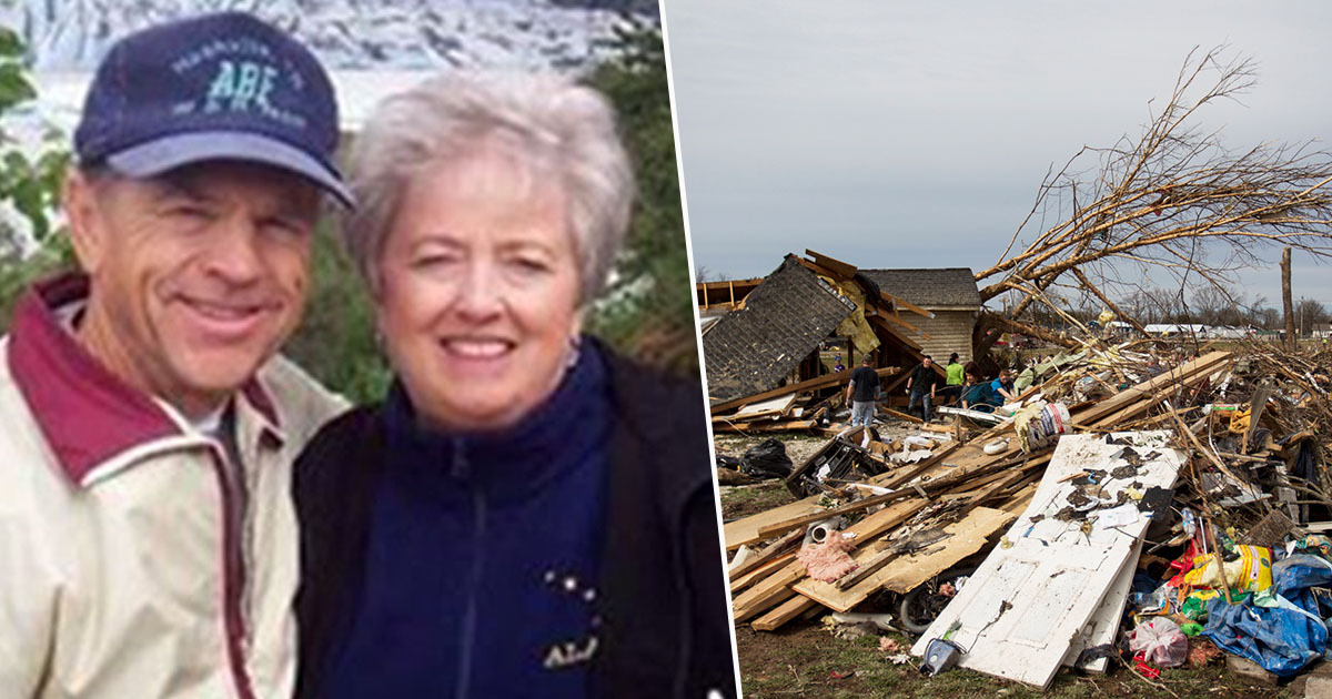 Tennessee Tornado Victims Die Side-By-Side In Home After 58 Years Married