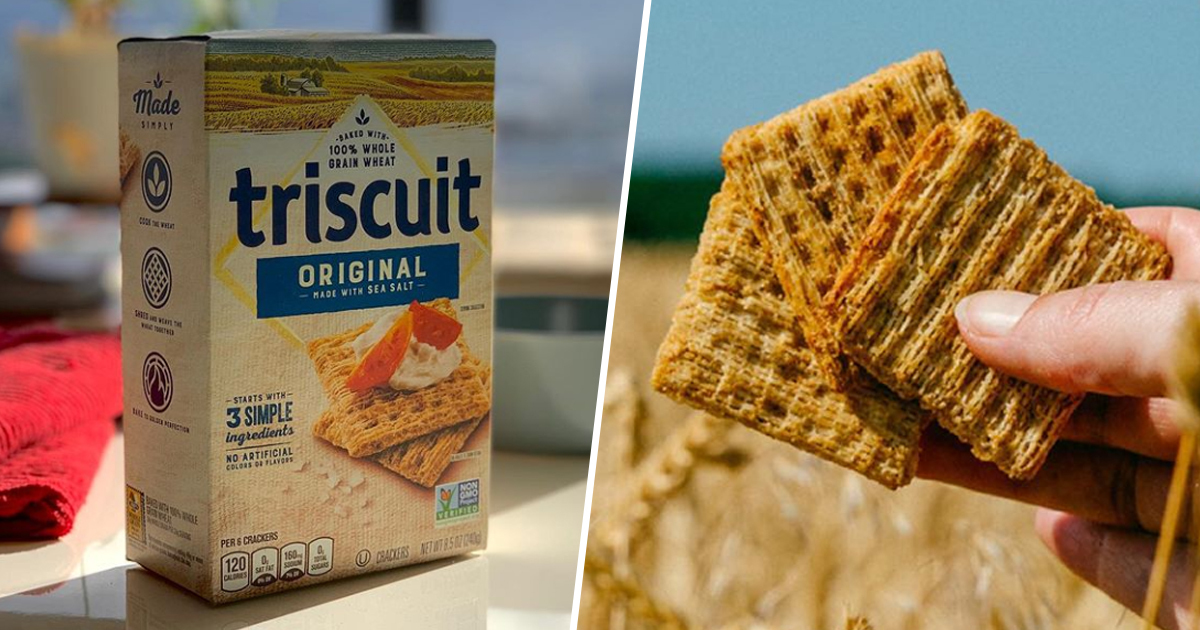 People Are Only Just Discovering Why Triscuits Are Called Triscuits