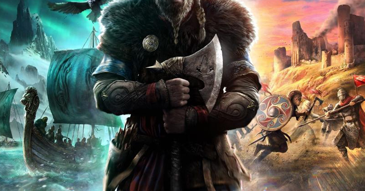 Assassin's Creed Valhalla Officially Announced By Ubisoft
