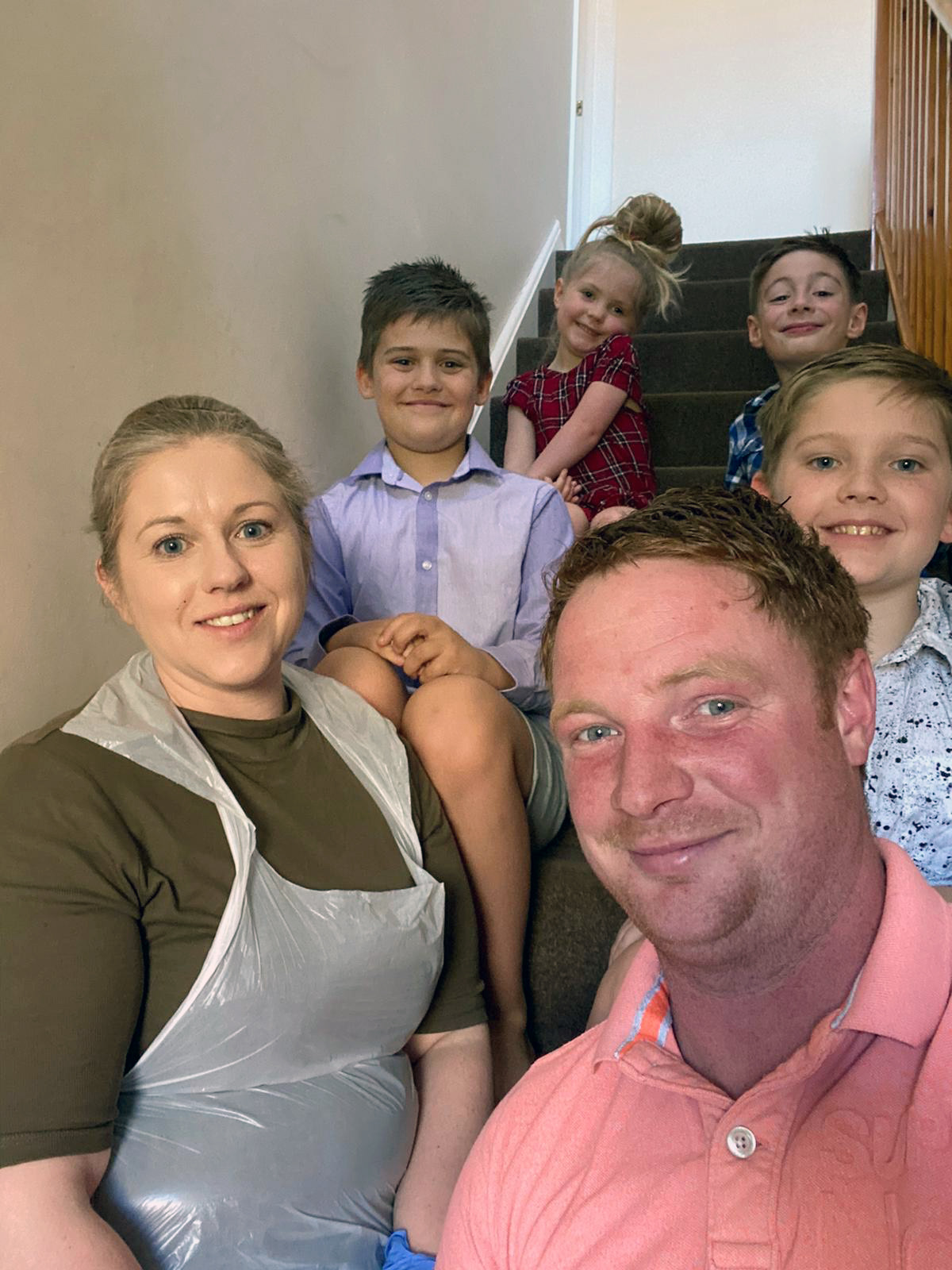 Mum Spends Isolation Cooking 80 Meals A Day For Vulnerable People