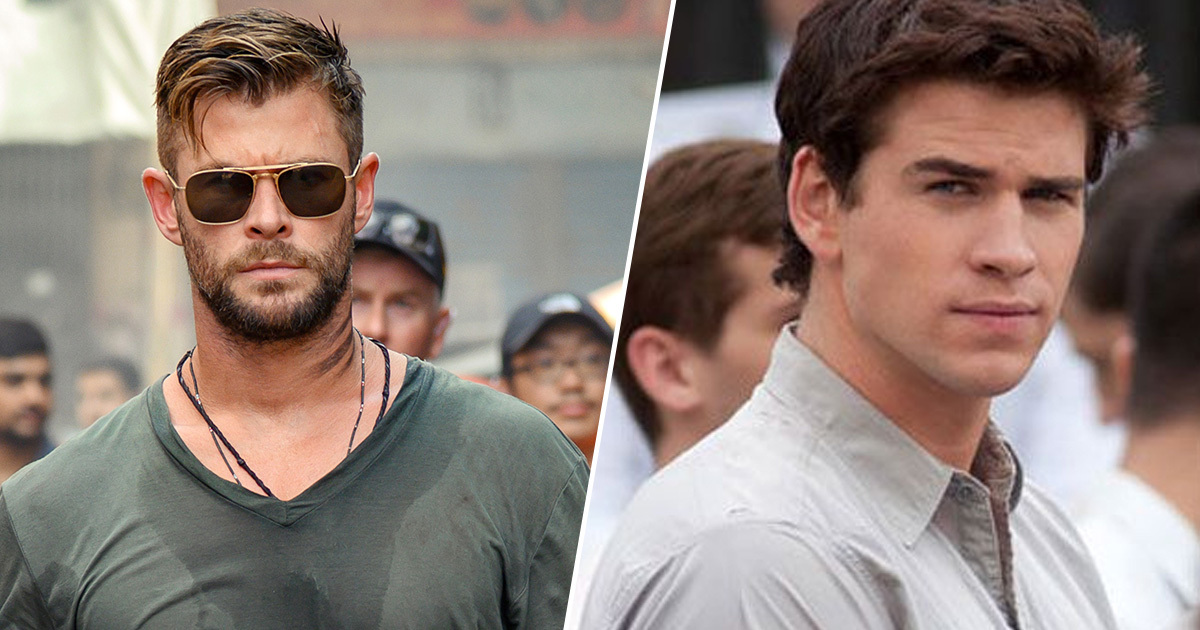 Liam And Chris Hemsworth Want To Do An Action-Comedy Together