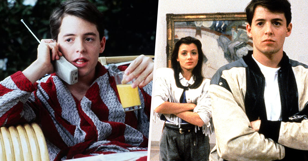 Ferris Bueller's Day Off Is Now Available To Stream On Netflix