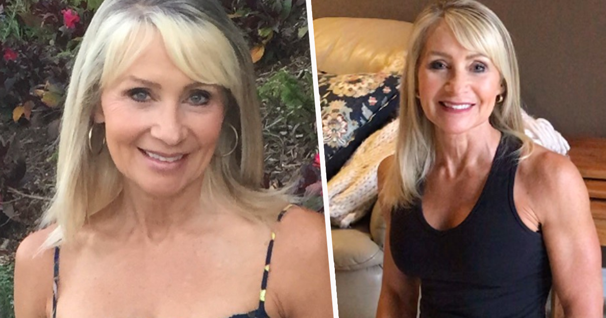 Grandma Of Seven Who Says Personal Training Cured Anxiety Reveals Strange Marriage Proposals