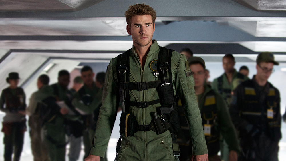 Independence Day Resurgence Liam Hemsworth
