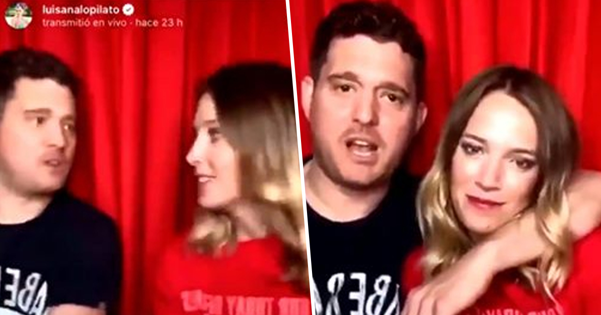 Michael Bublé's Wife Luisana Lopilato Publicly Denies Domestic Abuse Allegations After Controversial Instagram Live