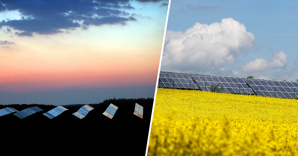 Smog-Free Skies Allow Germany To Break Records For Solar Power