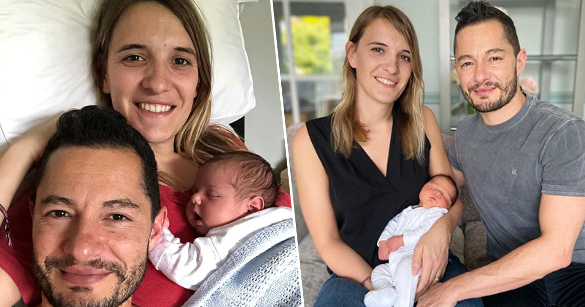 Britain's First Transgender Parents Say Baby Girl Is 'A Dream Come True'