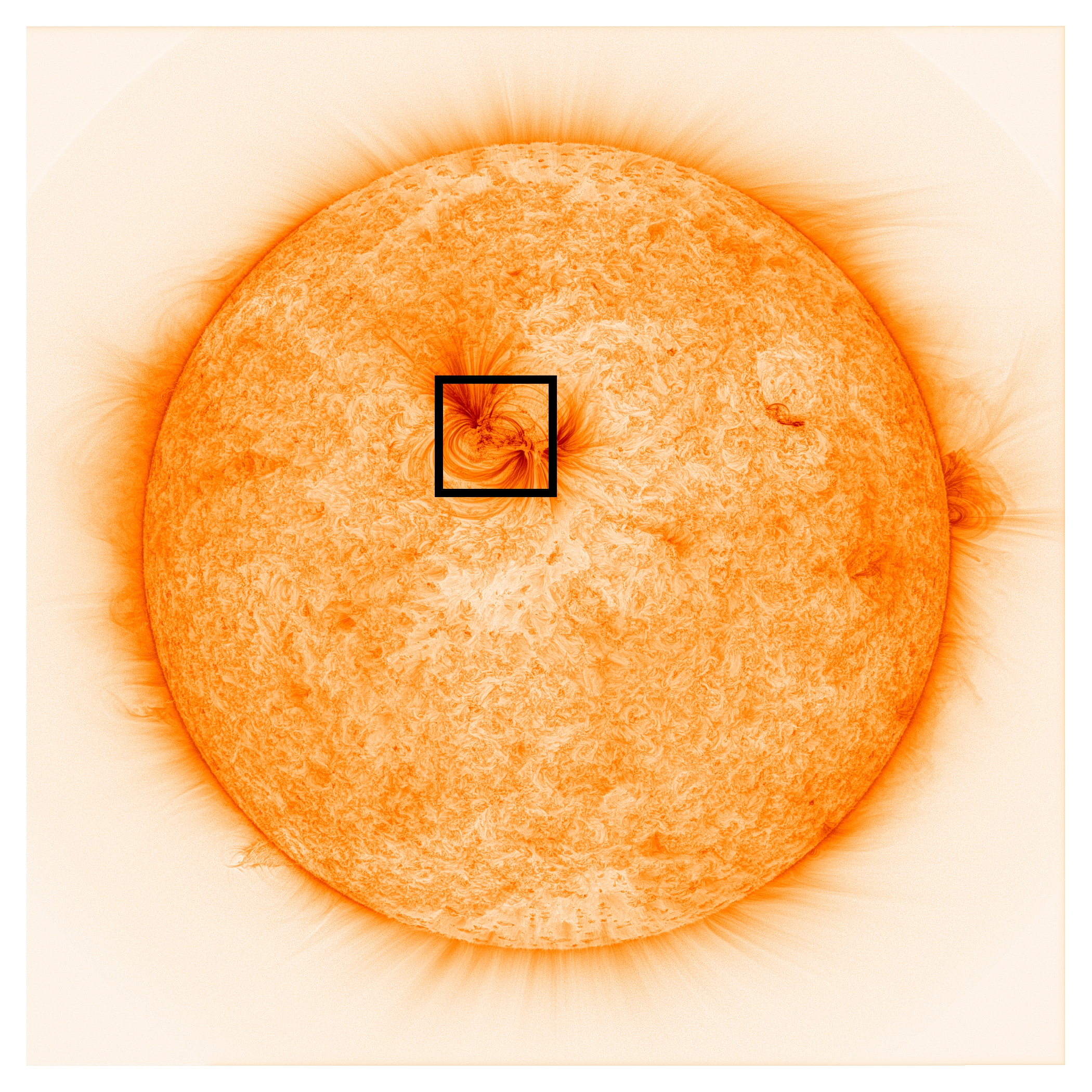 Highest ever resolution pictures of the sun