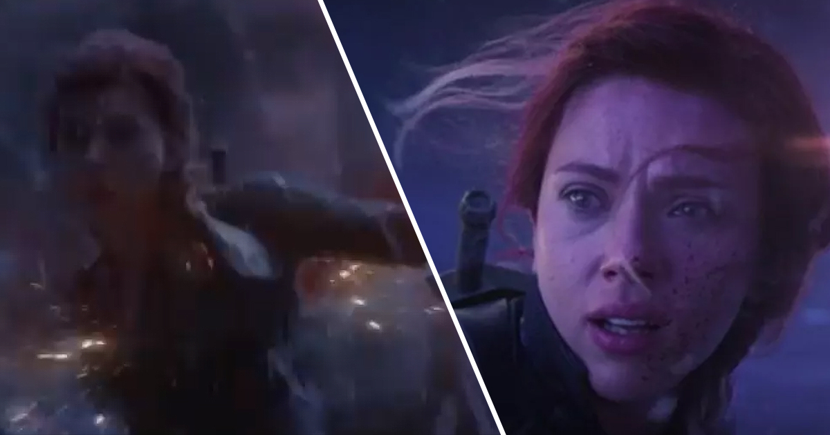 Black Widow's Alternate Death Scene From Avengers: Endgame Is Absolutely Brutal