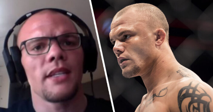 Anthony UFC Star Anthony Smith Says Fighting Home Invader Was 'One Of The Toughest Fights' Of His Life