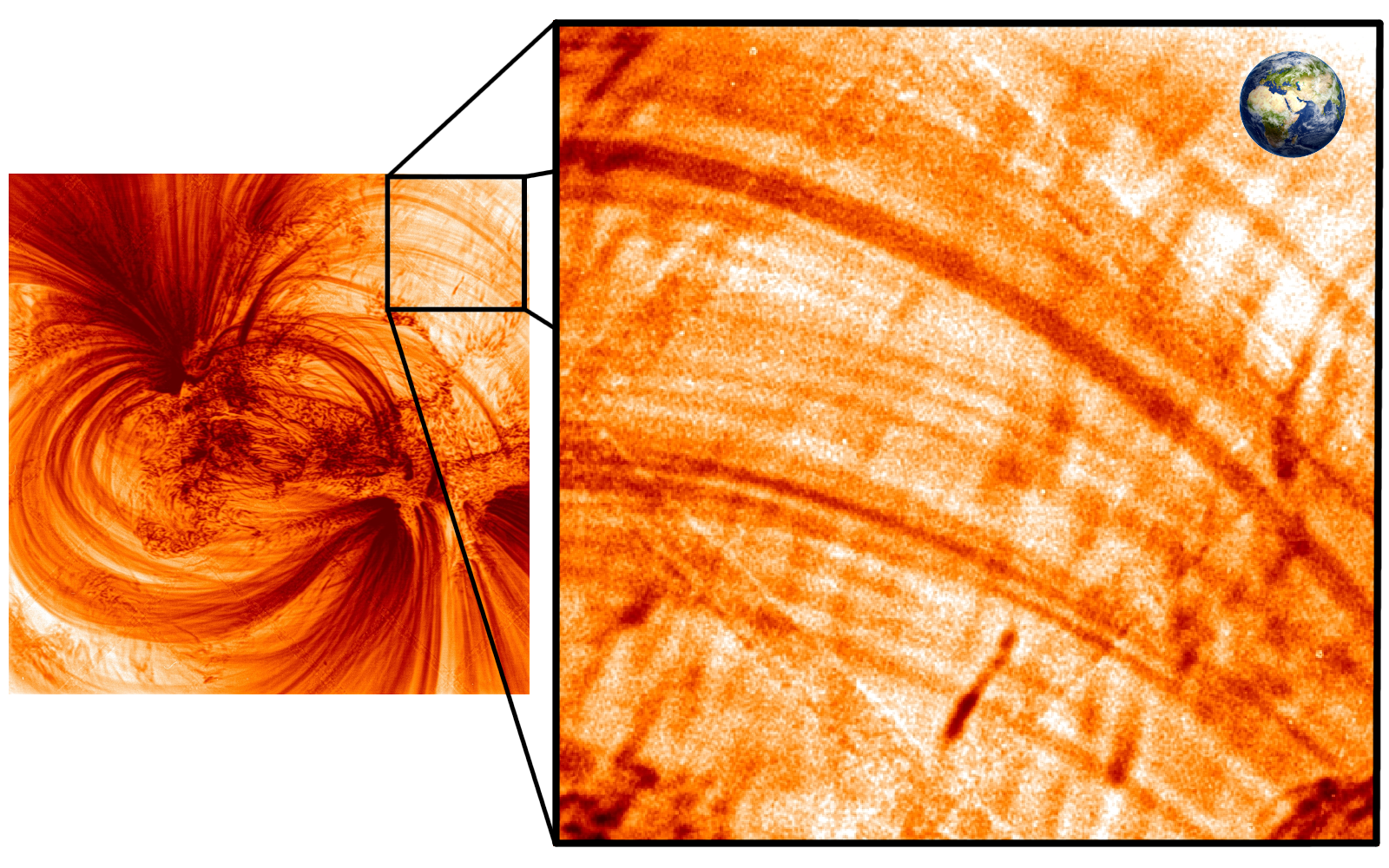 Highest ever resolution images of the sun