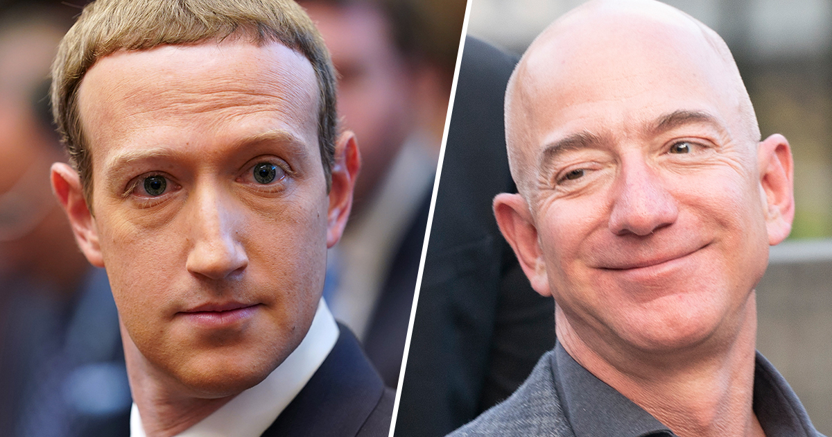 jeff bezos mark zuckerberg 1