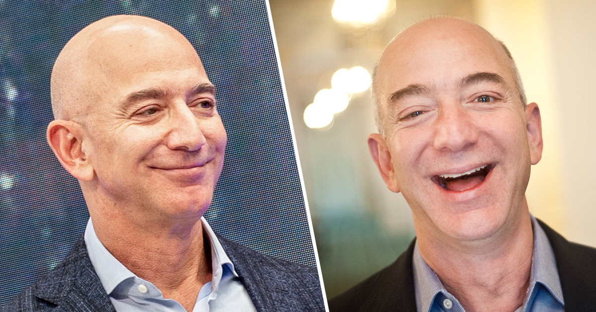 Jeff Bezos Is World's Richest Man Third Year In A Row