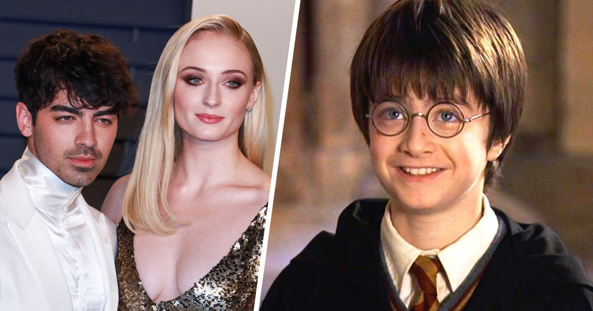 Sophie Turner Said She'd Only Date Joe Jonas If He Watched All The Harry Potter Movies