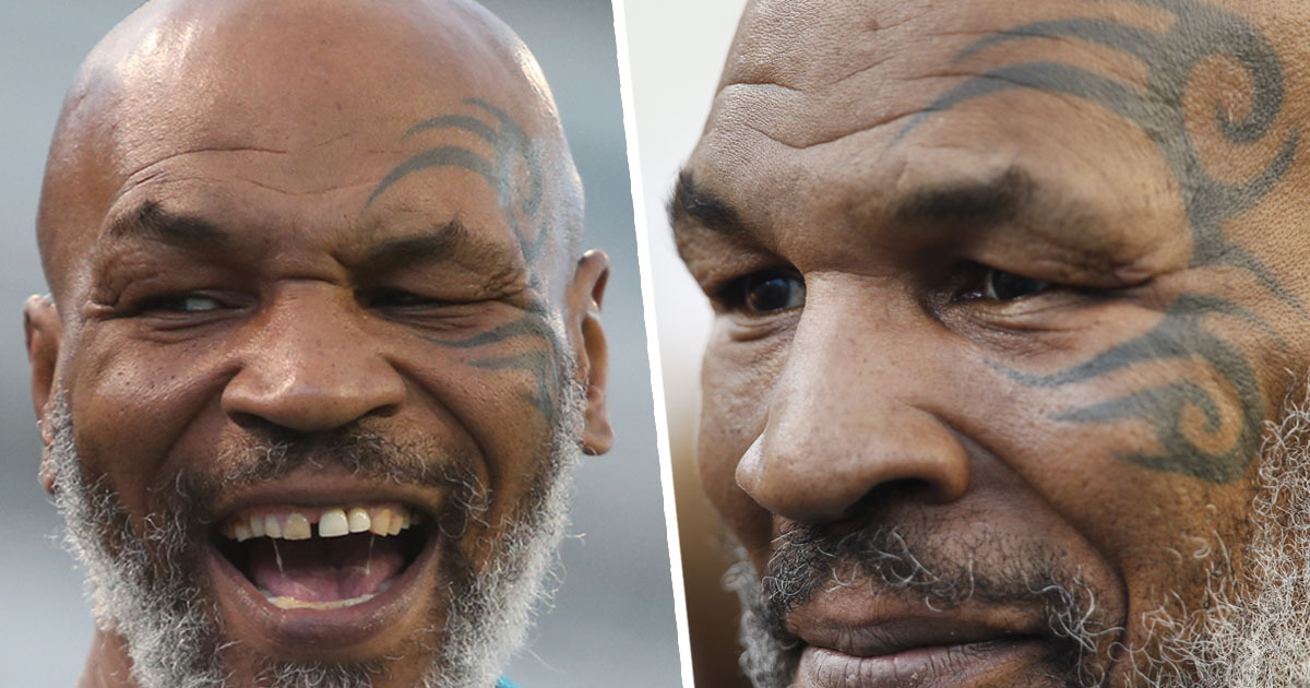 Mike Tyson's Ex-Trainer Jeff Fenech Shares Story Behind Iconic Face Tattoo