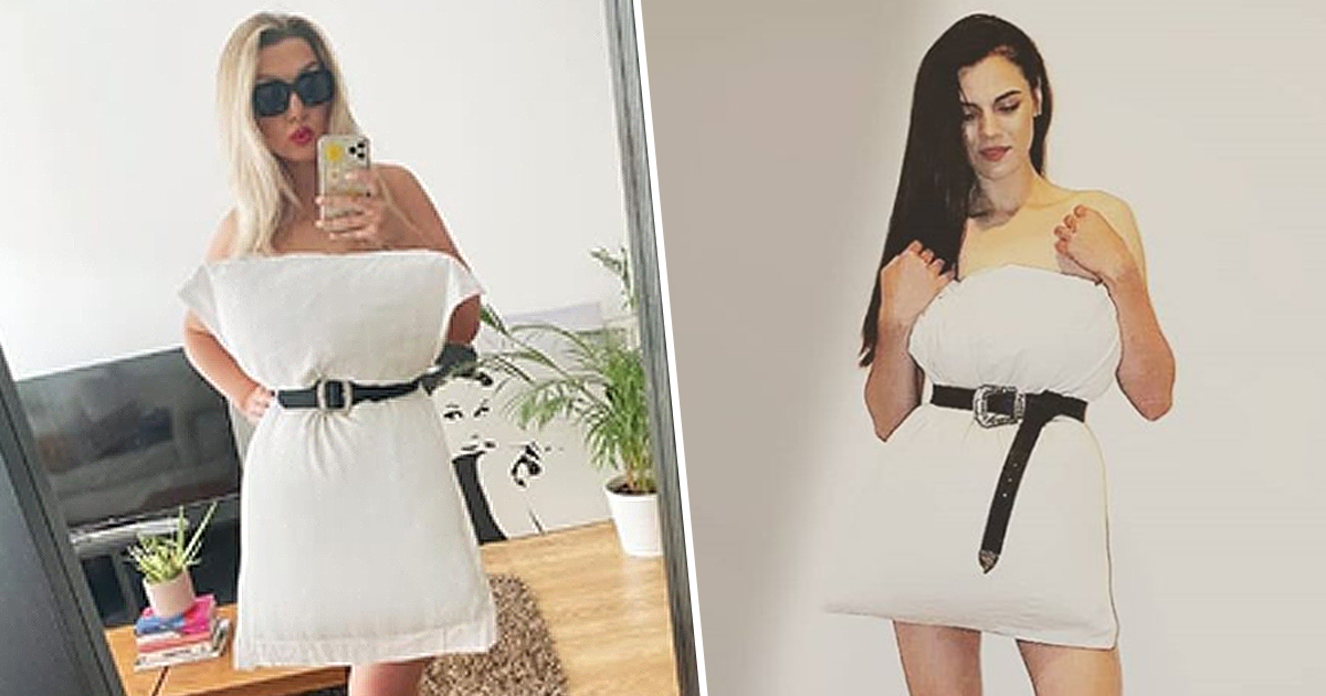 Dress Challenge Born Out Of Boredom In Isolation Is Making People Double Take