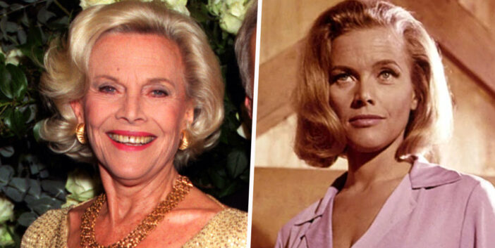 Honor Blackman, James Bond's Pussy Galore, Dies Aged 94