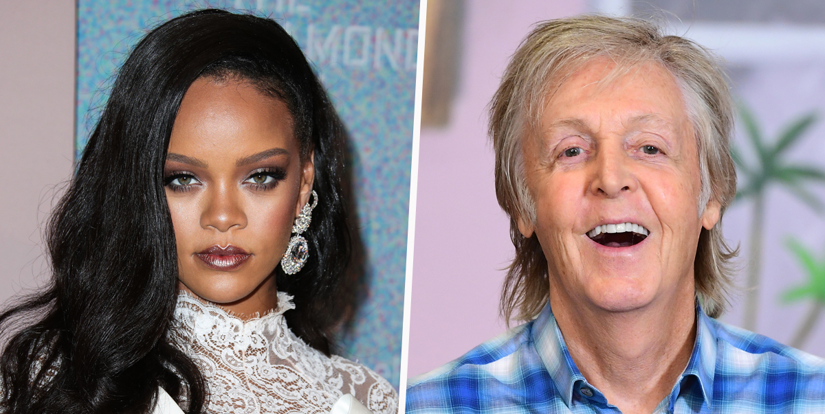 Rihanna Just Surpassed Musical Milestone Held By Jay-Z And The Beatles