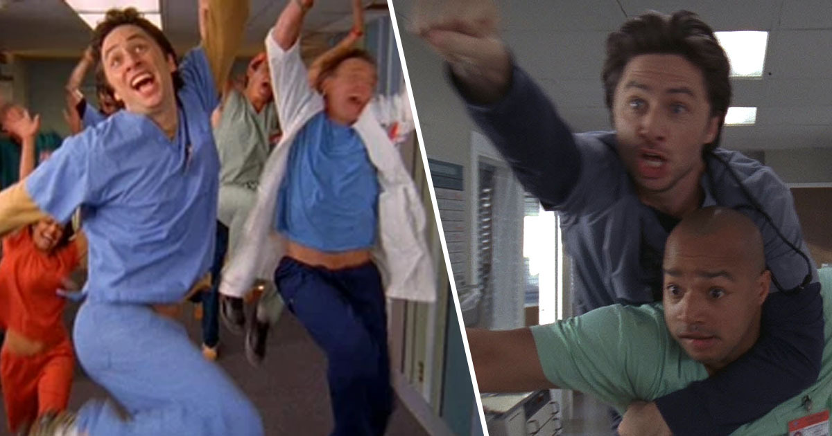 Every Season Of Scrubs Will Be Available To Stream Free Next Month