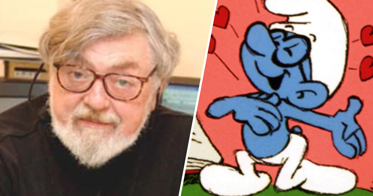 Danny Goldman, The Voice Of Brainy Smurf, Dies Aged 80