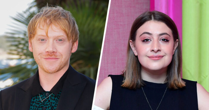 Rupert Grint And Georgia Groome Are Expecting Their First Child