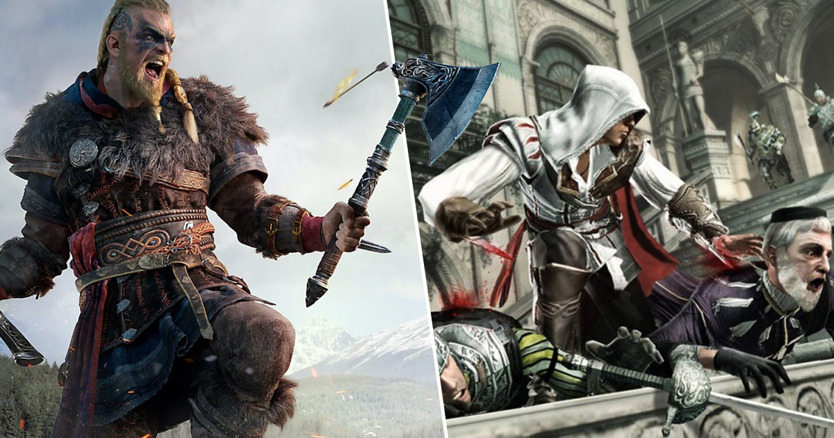 Assassin S Creed Valhalla Bringing Back Iconic Instant Kill
