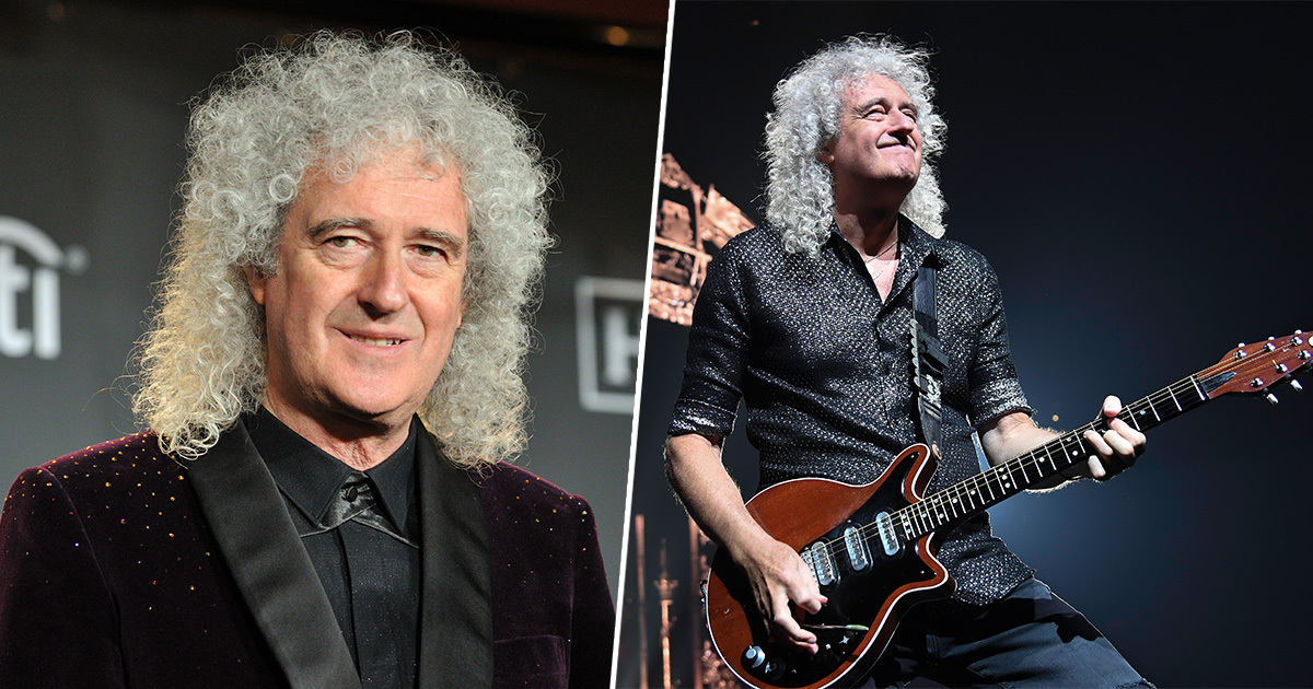 Brian May Suffered Heart Attack After Tearing Bum Muscles While ...